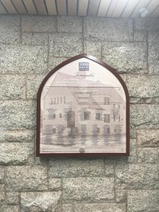 1000 Homes Plaque